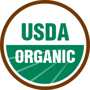 USDA Organic認定について